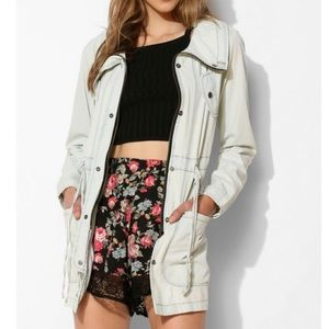 Urban Outfitters Acid Washed Anorak by CourtShop